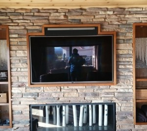 TV & SANOS Soundbar