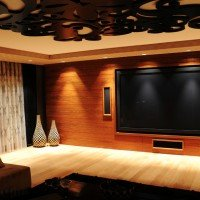 Home Theater and Surround Sound Installation