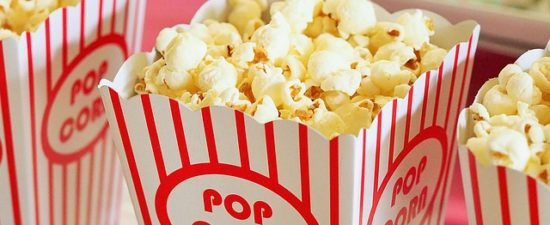Popcorn for a Home Theater System